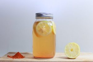 Hustensaft aus Zitronen selbst machen