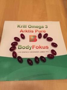Krill Omega 3 Arktis Pure Erfahrungen