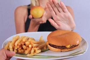 Lebensmittel vermeiden
