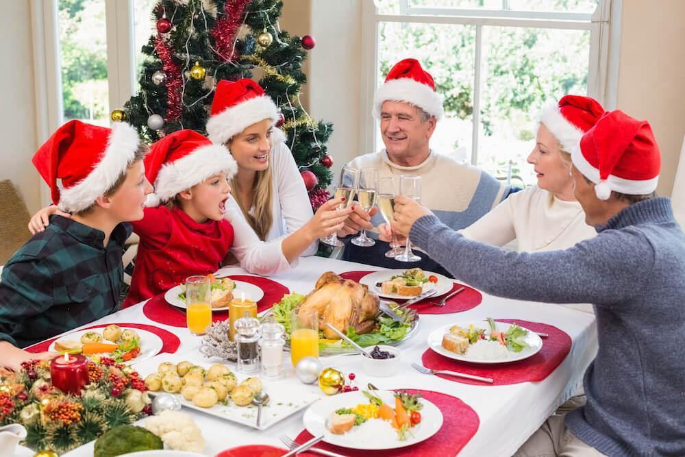 Weihnachten ohne Bauchschmerzen