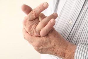 Arthrose in den Fingern