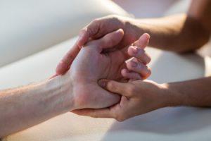 Physiotherapie bei Fingerarthrose