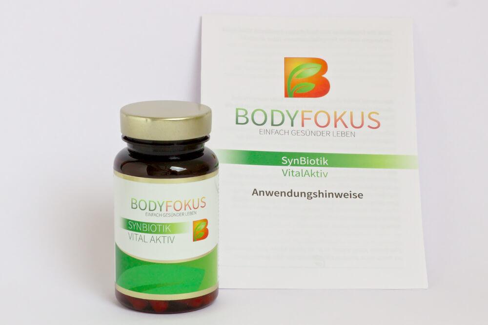 Body fokus synbiotik vital aktiv