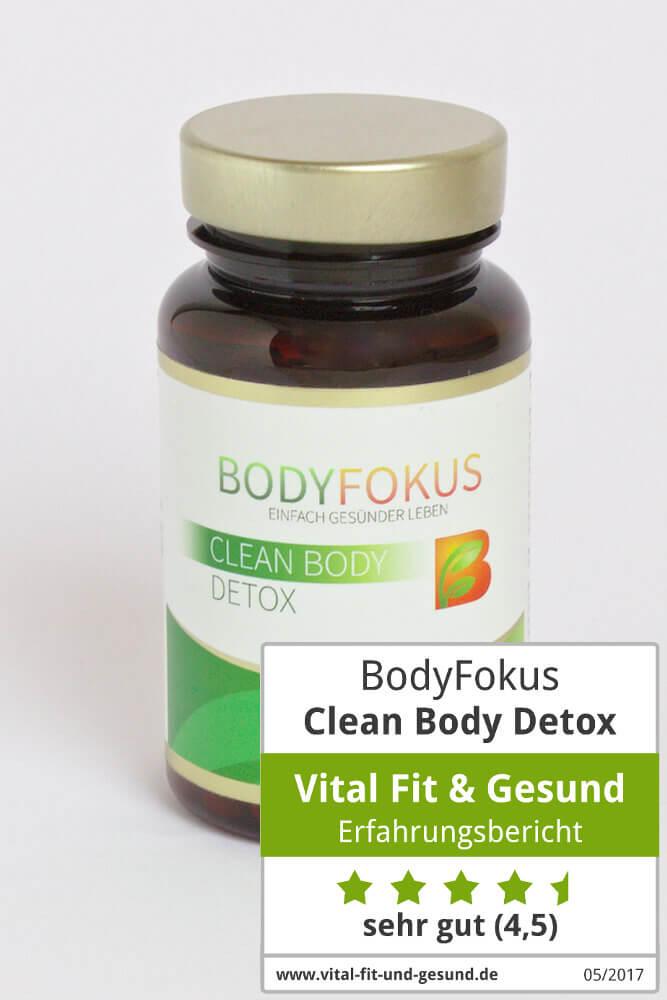 clean body detox von bodyfokus erfahrungsbericht und kritik. Black Bedroom Furniture Sets. Home Design Ideas