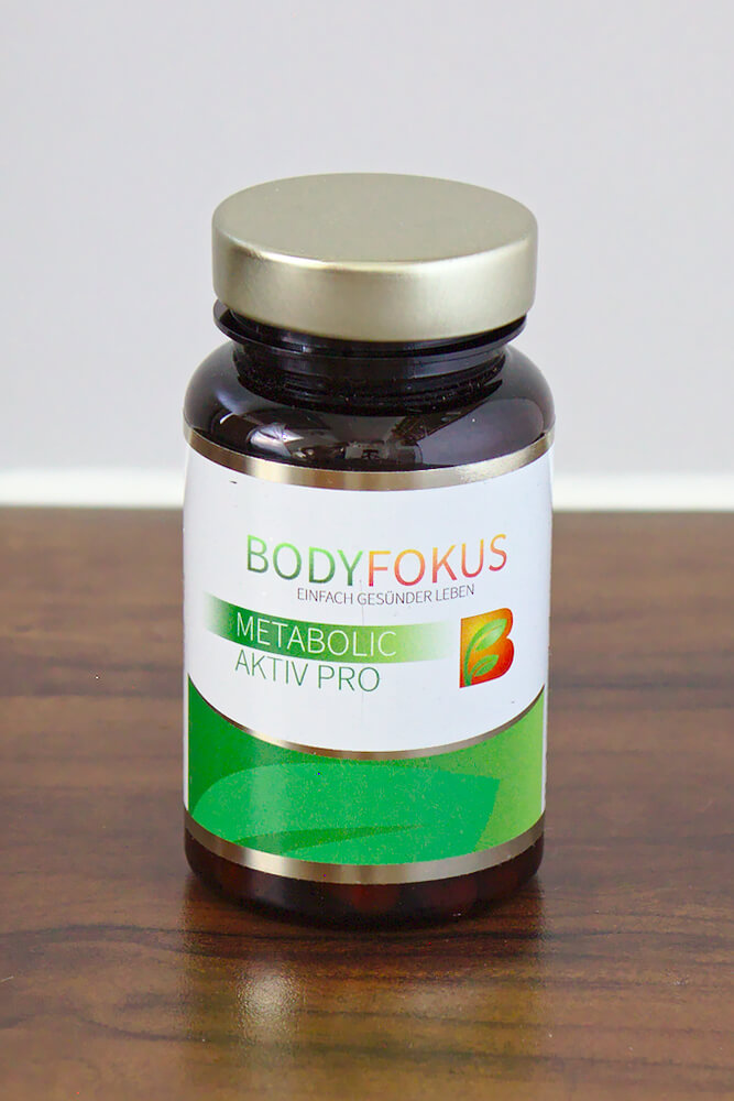 Metabolic Aktiv Pro Test