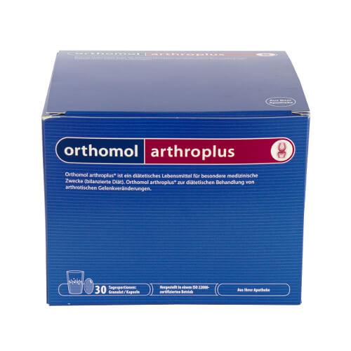 Orthomol arthroplus Produktfoto