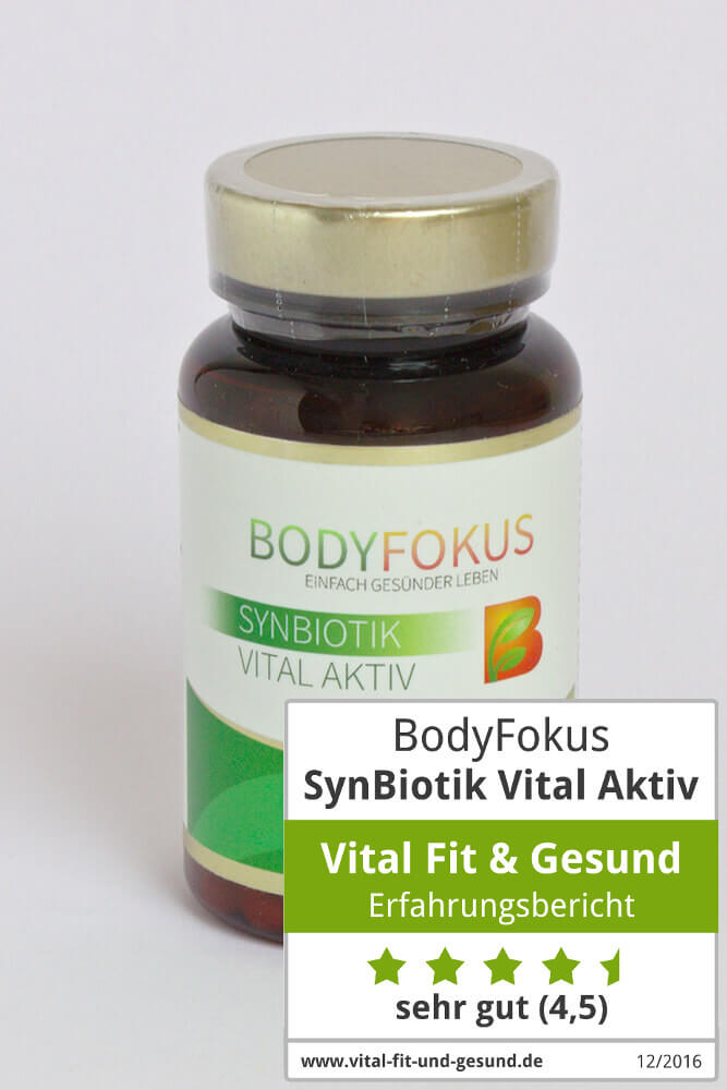 SynBiotik Vital Aktiv Dose