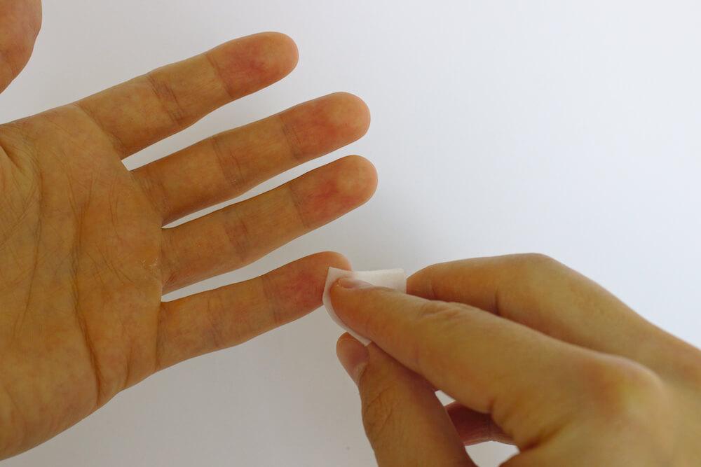 Vitamin D Test Desinfizieren