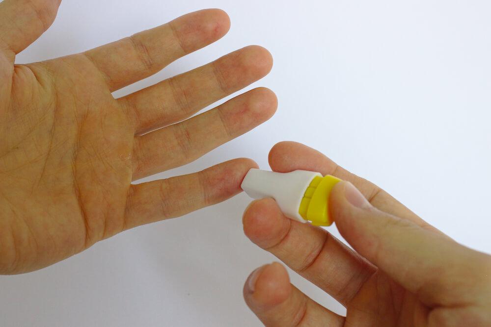 Vitamin D Test Stechen