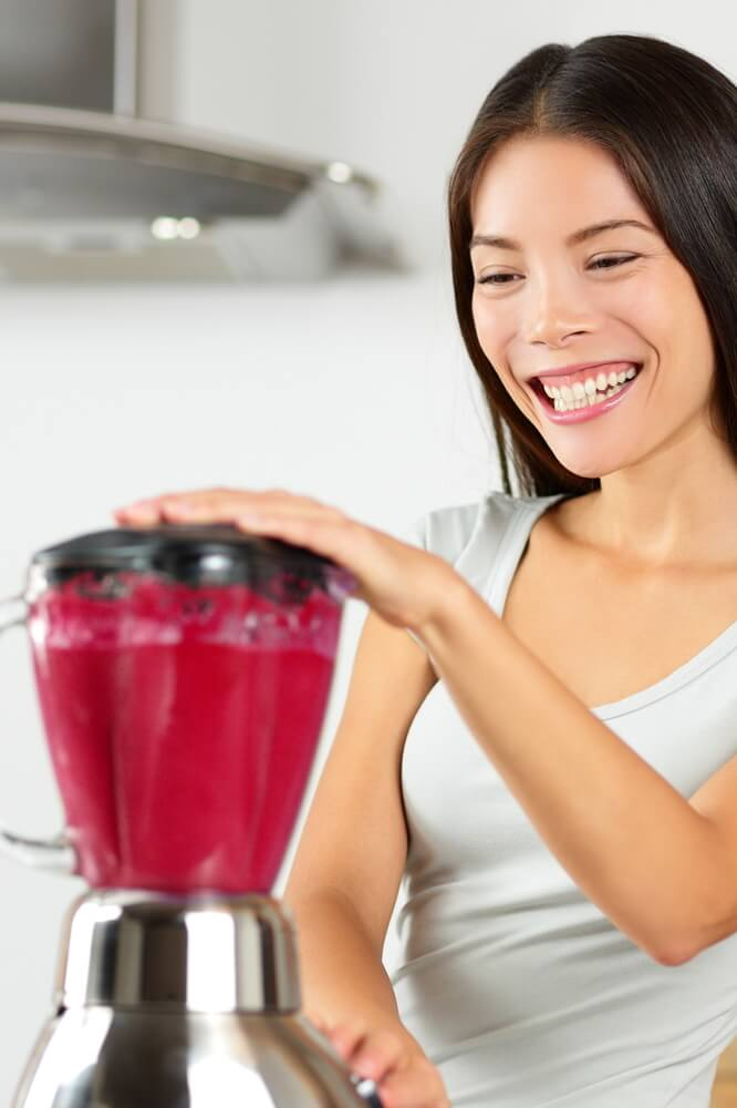 Rote Beete Mixer
