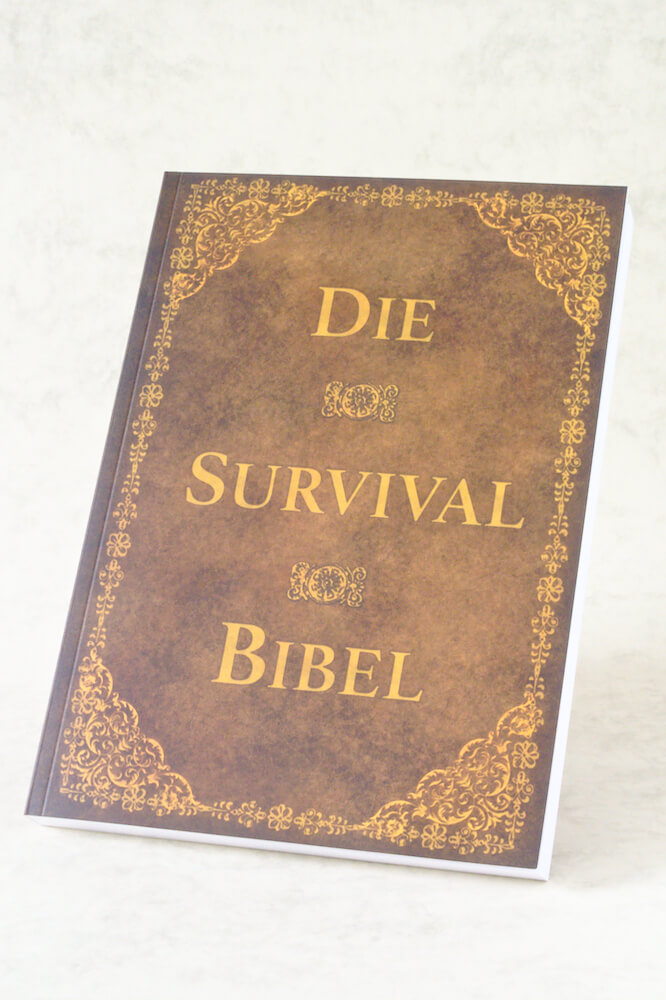 Survival Bibel Cover