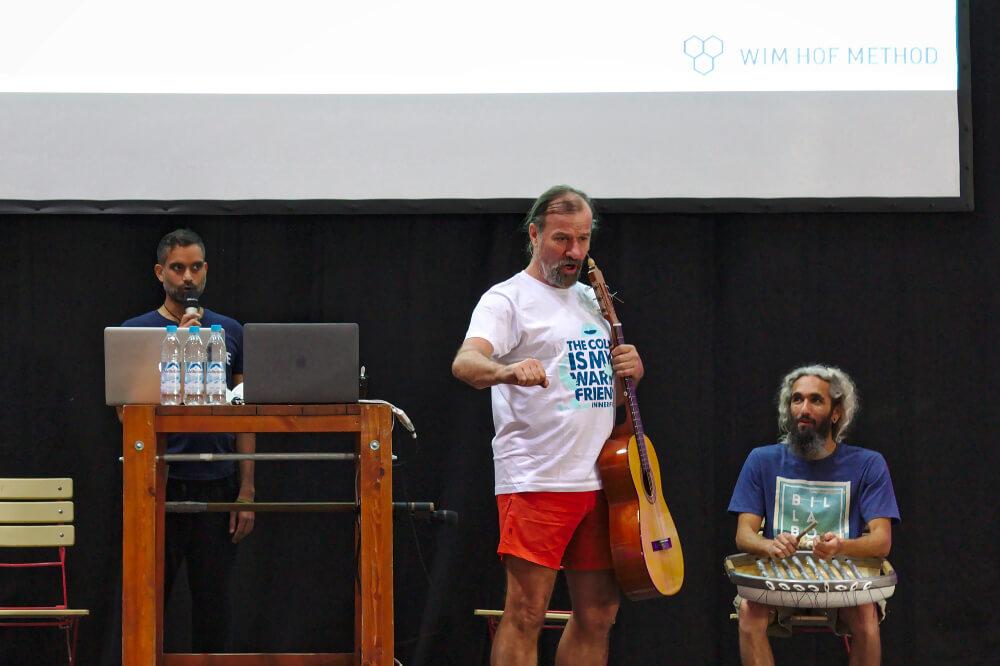 Wim Hof Experience