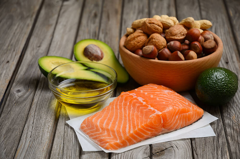 Proteine und Fette