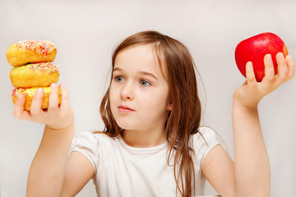 Übergewicht bei Kindern Ernährung