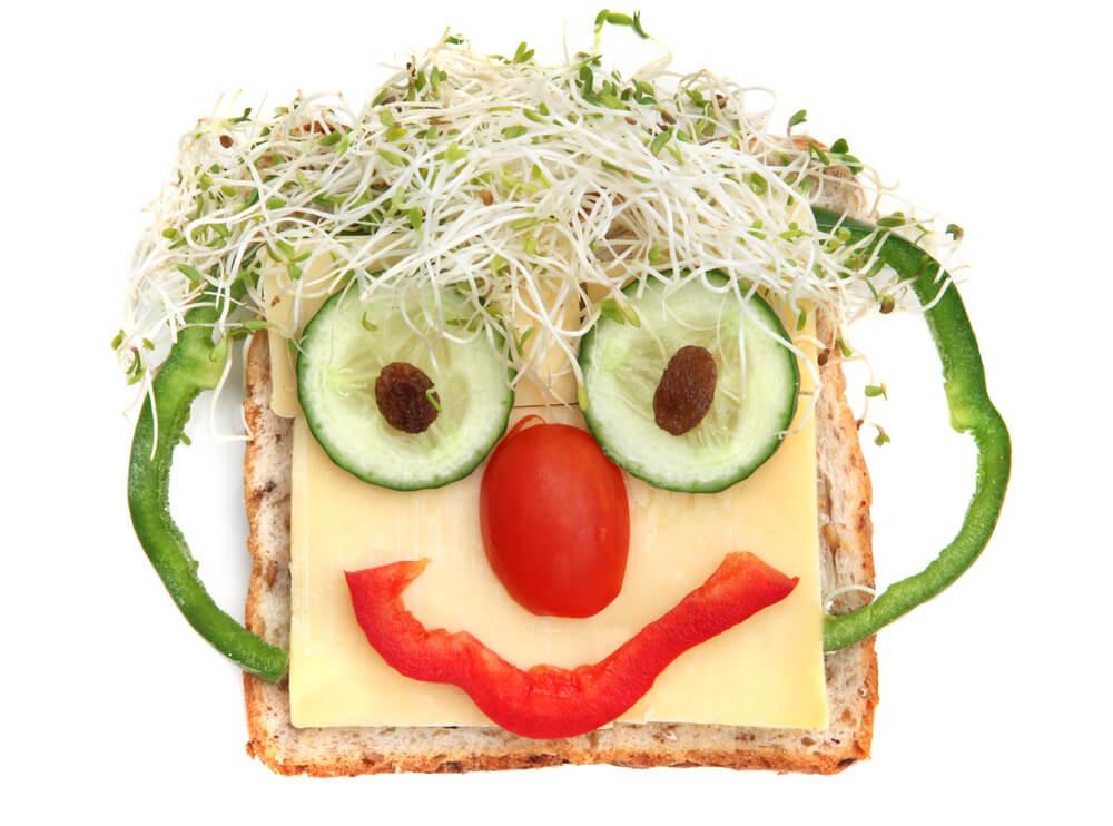 Gesunde Ernährung mit Spaß