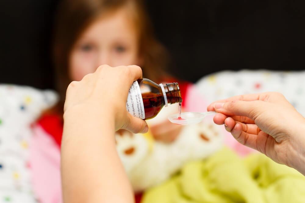 Husten bei Kindern Medikamente