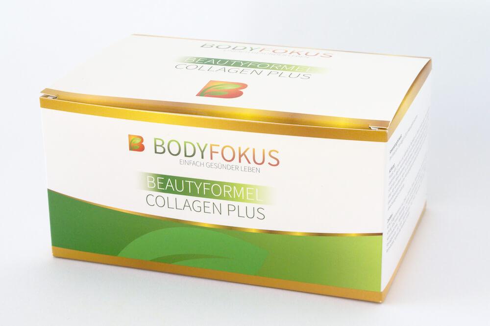 BeautyFormel Collagen Plus Packung