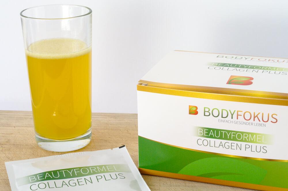 BeautyFormel Collagen Plus Zubereitung