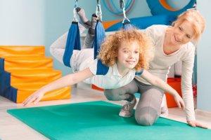 Ergotherapie für Kinder