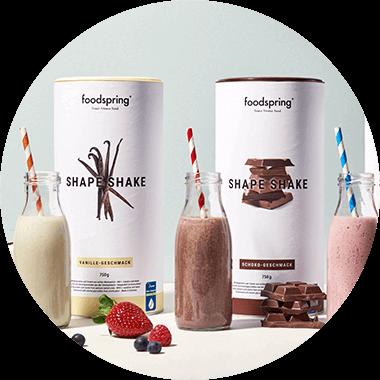 Shape Shake Produktfoto