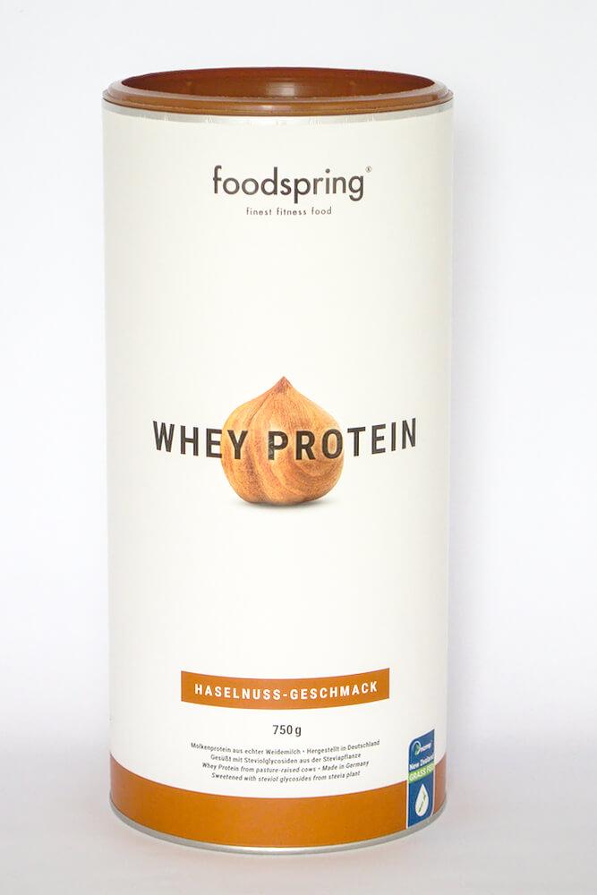 Whey Protein Dose