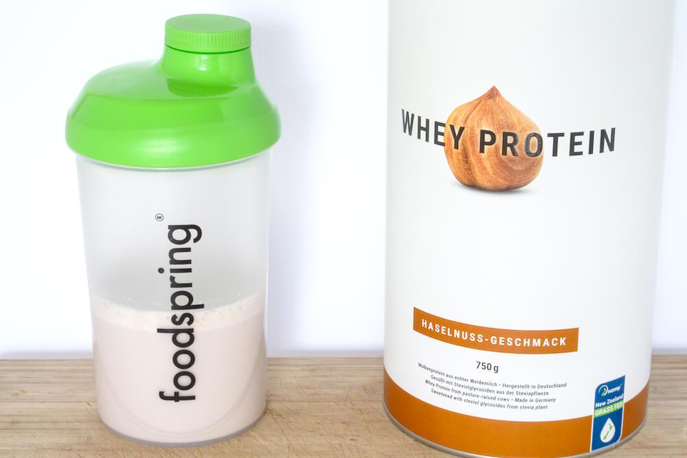 Whey Protein Mix