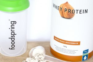foodspring Whey Protein Preview