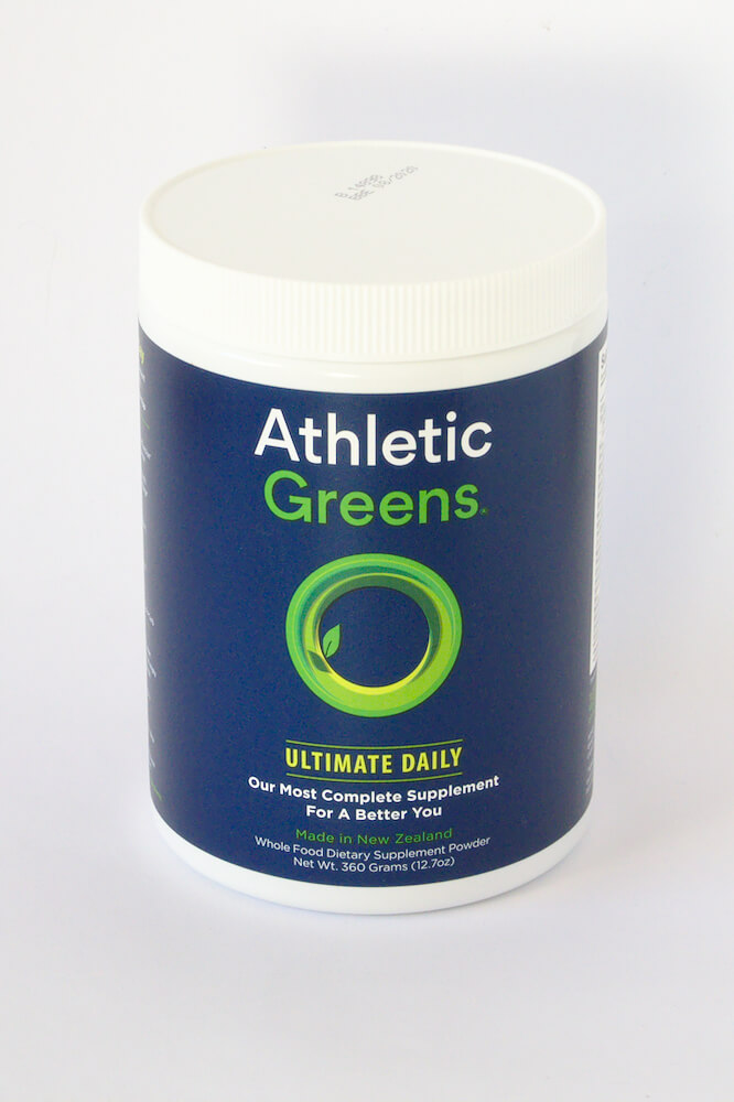 Athletic Greens Dose