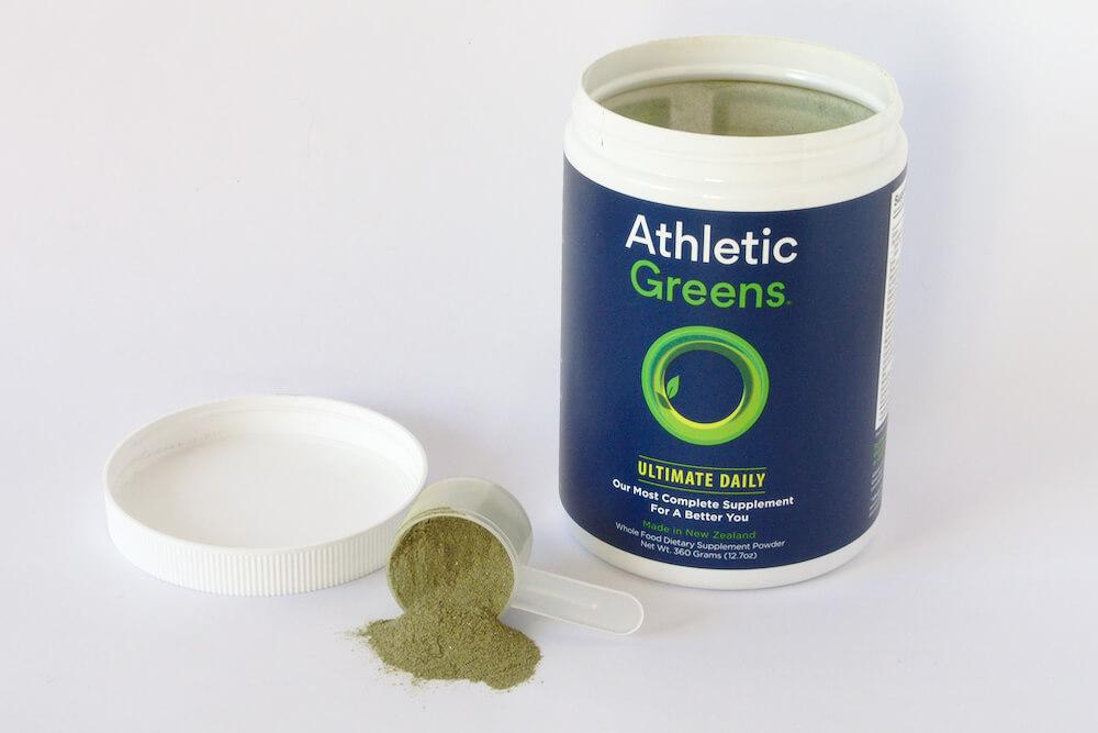 Athletic Greens Inhalt