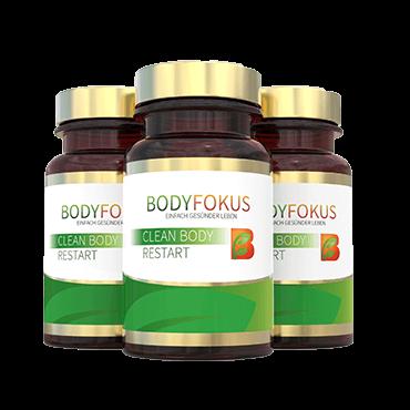 Clean Body Restart Produktfoto