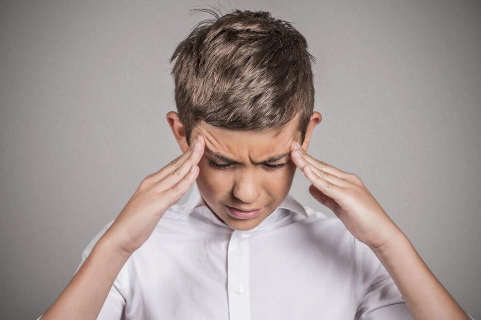 Migräne bei Kindern