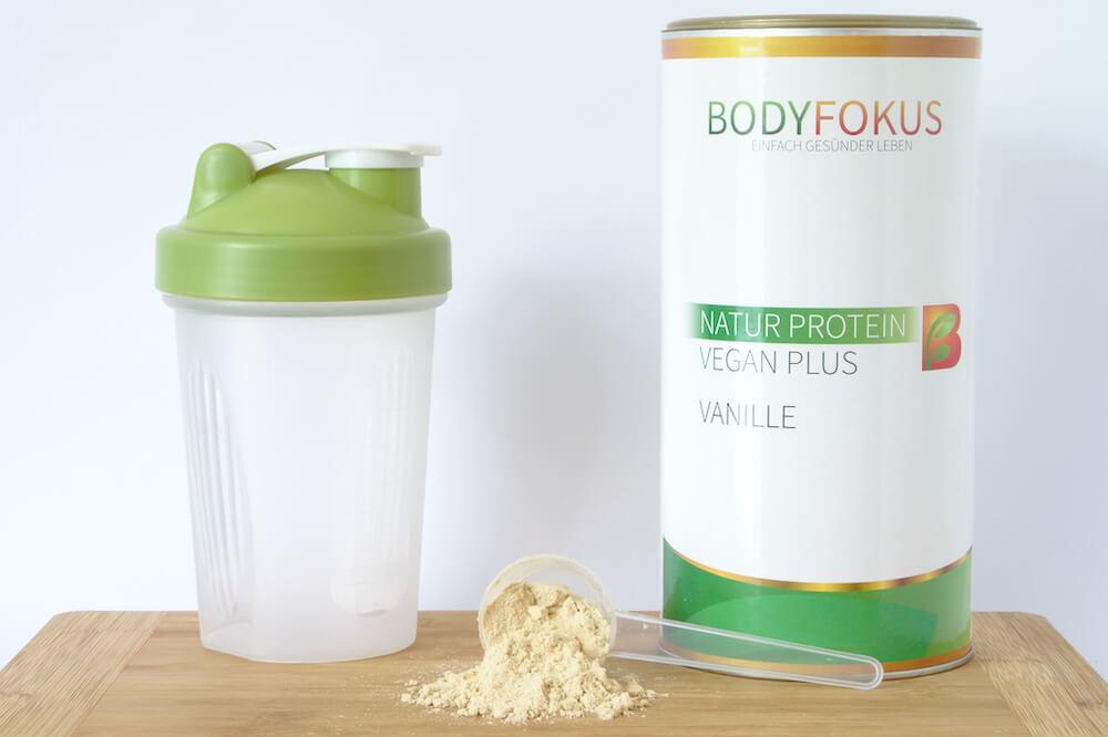 Natur Protein Vegan Plus Pulver