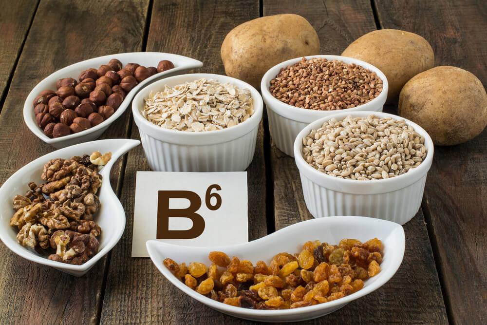 Vitamin B6 Lebensmittel