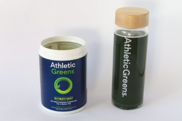 Athletic Greens Zubereitung