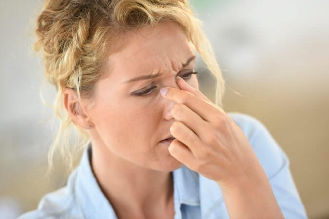 Chronische Sinusitis Therapie