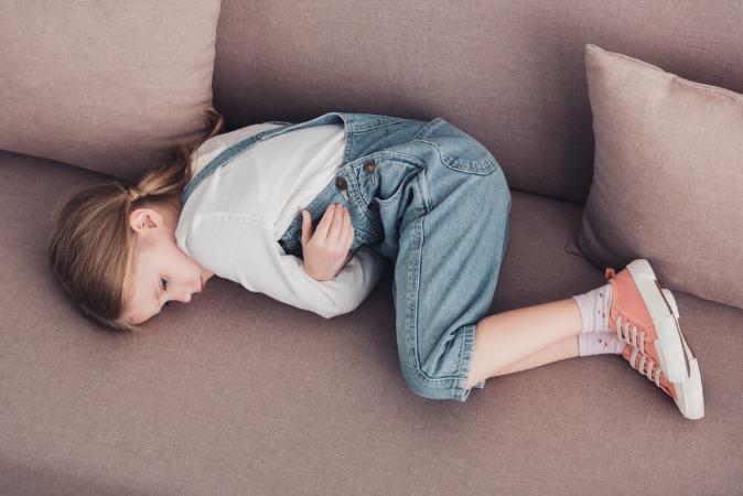 Darmsanierung bei Kindern