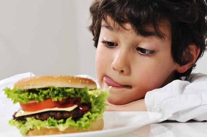 Eisenmangel bei Kindern
