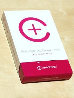 Histaminintoleranz Test