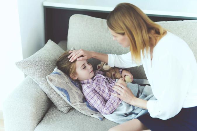 Ab wann haben Kinder Fieber
