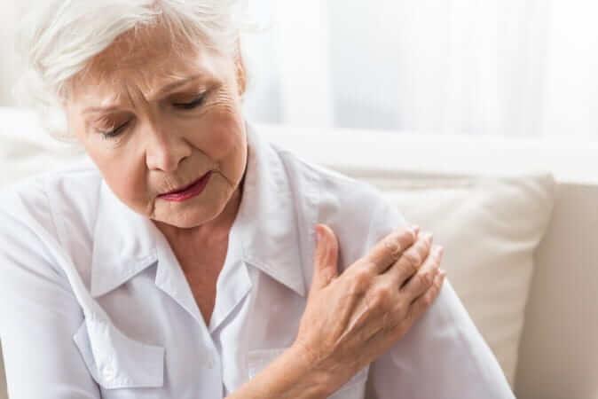 Thrombose im Arm