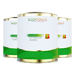 Bodyfokus Kakao Superfood Zauber 3 Dosen
