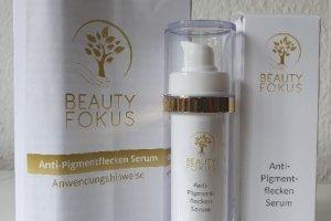 BeautyFokus Anti-Pigmentflecken Inhalt